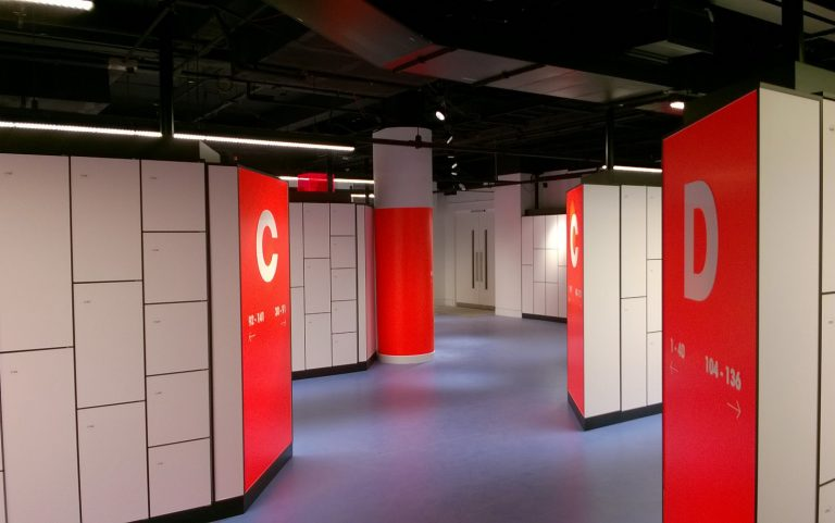 Agile Locker Spaces For Companies