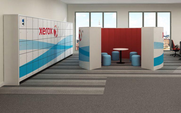 Xerox - Simplicity Locker Storage