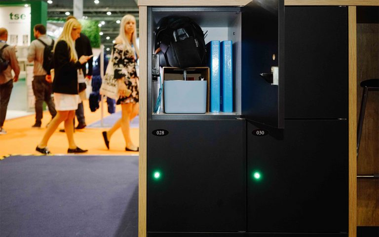 Organised Workplace Lockers