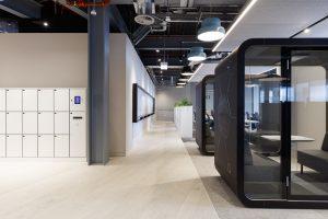 Simplicity workplace storage