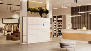 Your Pick-Up Lockers Retail